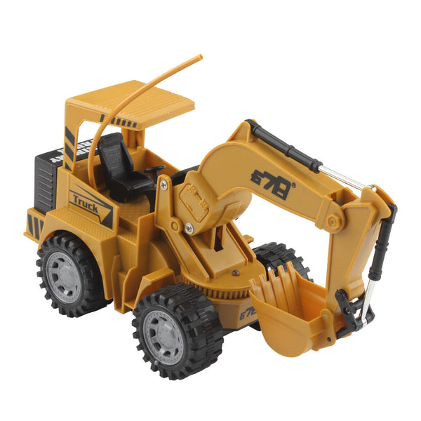Mofun 8071E-8075E 1/24 2.4G 5CH RC Excavator Electric Engineering Vehicle RTR Model