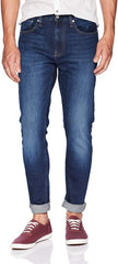 98% Cotton, 2% Elastane Calvin Klein Jeans Men's Skinny Jeans USA Imported Product - EY Shopping