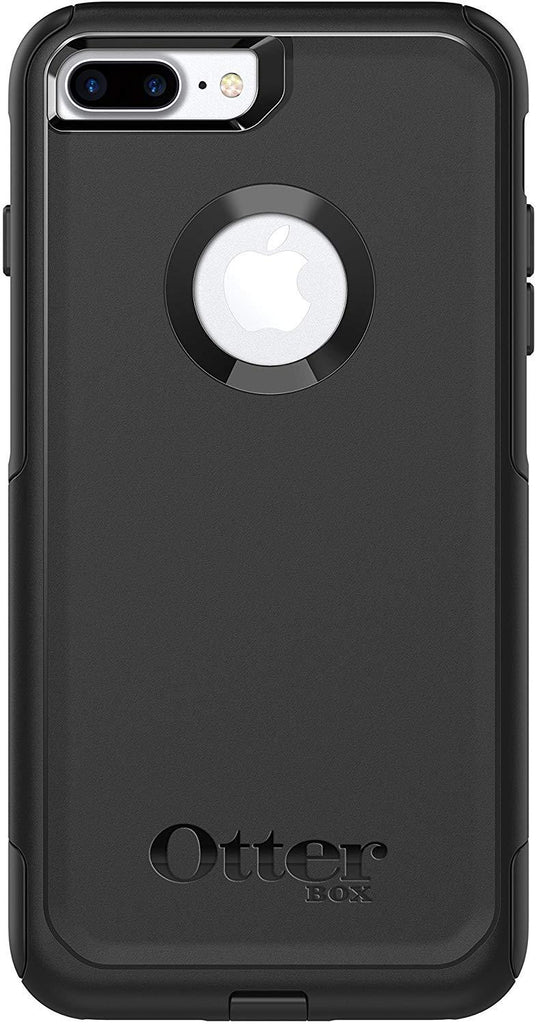 High Quality OtterBox Commuter Series Case for  iPhone 8 Plus & iPhone 7 Plus (Only) - Frustration Free Packaging - Black USA Imported Product - EY Shopping