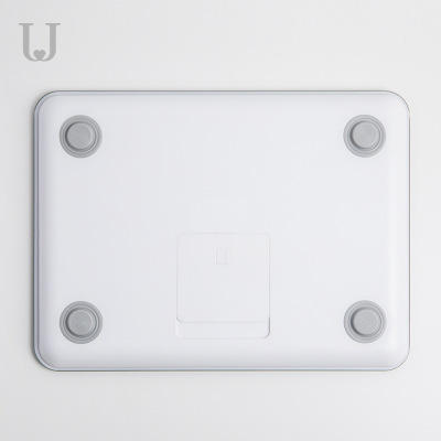 Xiaomi Jordan&Judy High Precision Sensor Body Weight Scale LED Display Electronic Digital Bathroom Scale Anti-slip Step-On Technology