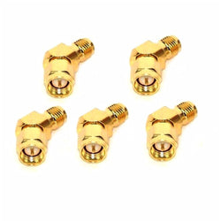 5PCS Realacc 45 Degree Antenna Adpater Connector SMA For RX5808 Fatshark Goggles