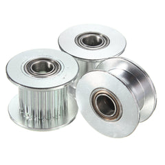 GT2 Aluminum Timing Idlers Pulley for DIY 3D Printer