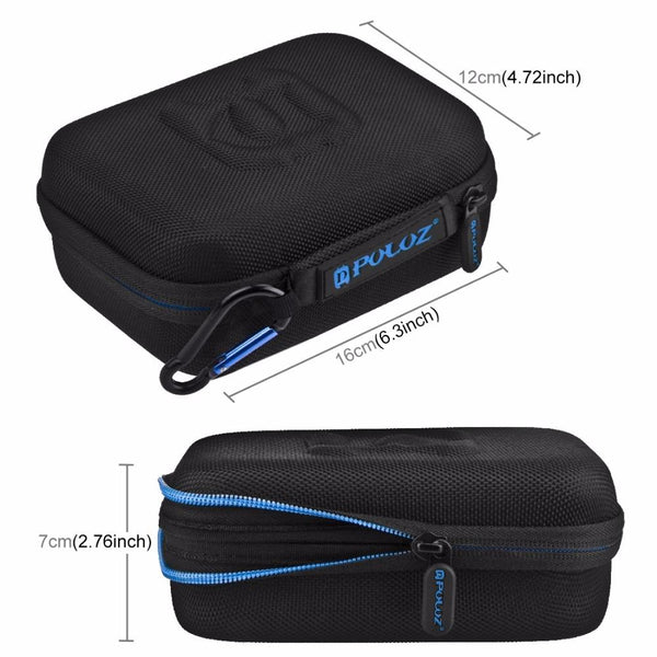 PULUZ PU83 Waterproof Carrying Travel Case for GoPro HERO5 HERO 5 4 3 Plus Action Sportscamera