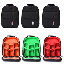 Shockproof Waterproof DSLR SLR Camera Backpack Shoulder Bag Case  for Canon