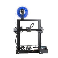 Creality 3D Ender-3 DIY 3D Printer Kit 220x220x250mm Printing Size With Power Resume Function/V-Slot with POM Wheel/1.75mm 0.4mm Nozzle