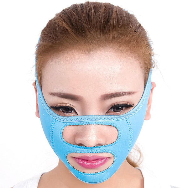 Sleeping Facial Slimming Bandage Face V Shaper Relaxation Lift Up Belt Reduce Double Chin Tool Skin Care Mask