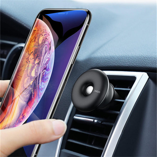 Baseus Strong Magnetic 360 Degree Rotation  Car Air Vent Holder Mount for iPhone Xiaomi Mobile Phone