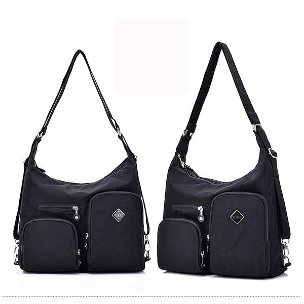 Lady Multifunctional Waterproof Oxford Shoulder Bags Leisure Backpacks
