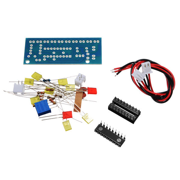 DIY LM3915 Audio Level Indicator Electronic Production Suite Kit