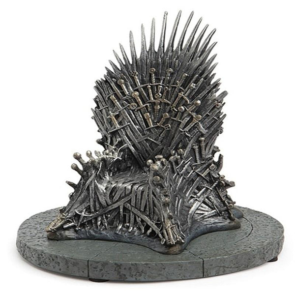 16CM PVC Creative Game Decoration Throne Hand Action Figure Model Toys