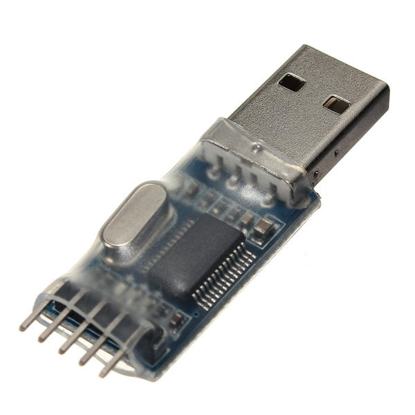 New Upgrade PL2303HX USB To RS232 TTL Chip Converter Adapter Module