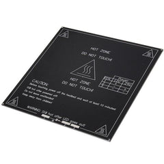 3MM MK3 Aluminum Board PCB Heated Bed For Reprap Standard 3D Printer