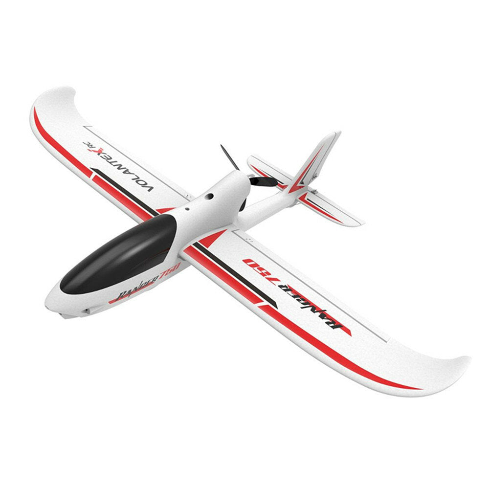Volantex 767-2 Ranger 750 750mm Wingspan EPO Integrated Gyro FPV RC Airplane PNP for Beginner Trainer