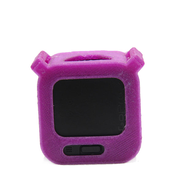 ZJWRC Mini Camera Mount TPU Protective Case 3D Printed for Gopro Action Sports Camera