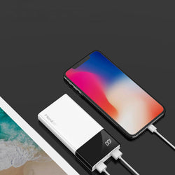 Bakeey 20000mAh Larger Capacity Digital Display Fast Charging Power Bank For iPhone 8 Plus XS 11 Pro Huawei P30 Pro Mate 30 S10+