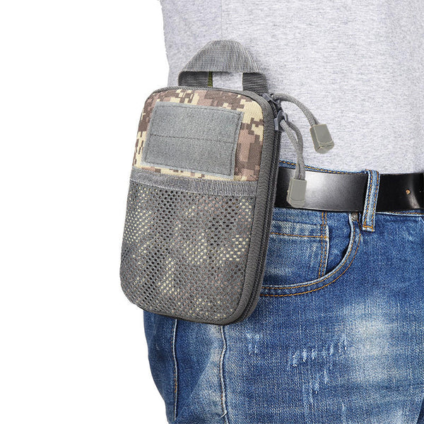 Tactical Waist Bag Phone Bag For Outdoor Sports Hiking Climbing Jogging Running