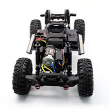 RGT EX86010-JK 1/10 4WD 2.4G 4x4 Off-road RC Car Waterproof Truck RTR Vehicle Models