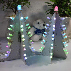 Geekcreit DIY Light Control Full Color LED Big Size Christmas Tree Tower Kit