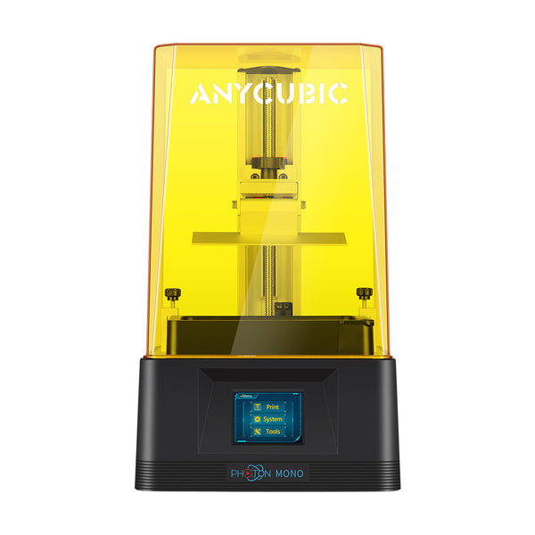 Anycubic Photon Mono 2K High Speed Resin 3D Printer 130x80x165mm With 2K LCD Screen / Parallel Light Source / Top Cover Detection / High Quality Power Source