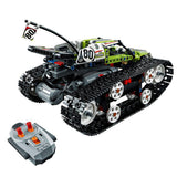 Lepin 20033 397pcs RC Tank vehicles Building Blocks Bricks Educational Toys