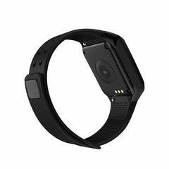 Bakeey Z66 Heart Rate Blood Pressure Monitor Long Standby Call Message Reminder Smart Watch