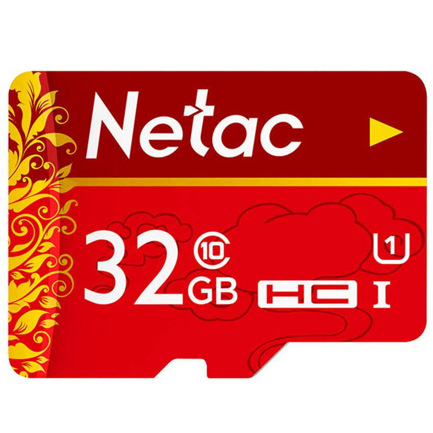 Netac 16GB 32GB 64GB 128GB UHS-1 U1 U3 High Speed Memory Card TF Card for Xiaomi Mobile Phone