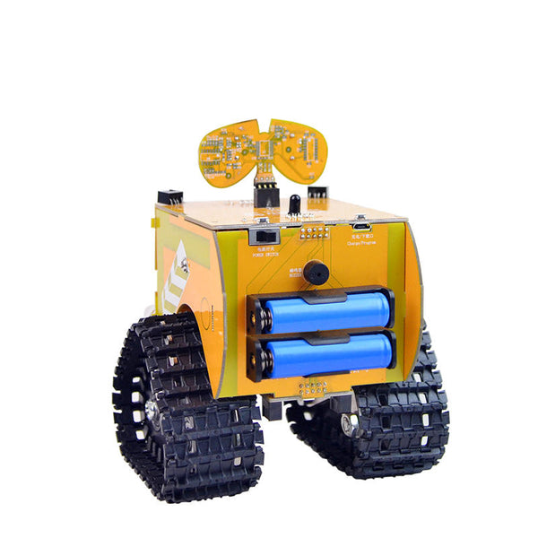 Xiao R Wuli Bot Scratch STEAM Programming Robot APP Remote Control  UNO R3 for Kids Students