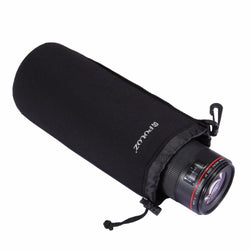 PULUZ PU5100 Portable Neoprene SLR Camera Lens Carrying Bag Pouch