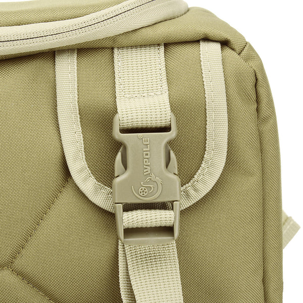 DSLR Camera Sling Cross Bag Case Soft Padded Backpack Waterproof Storage Bag