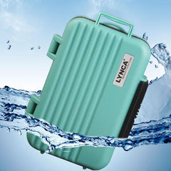 LYNCA KH 6 24 Slots Portable Waterproof Memory Card TF Card Storage Case Cover Collection Box