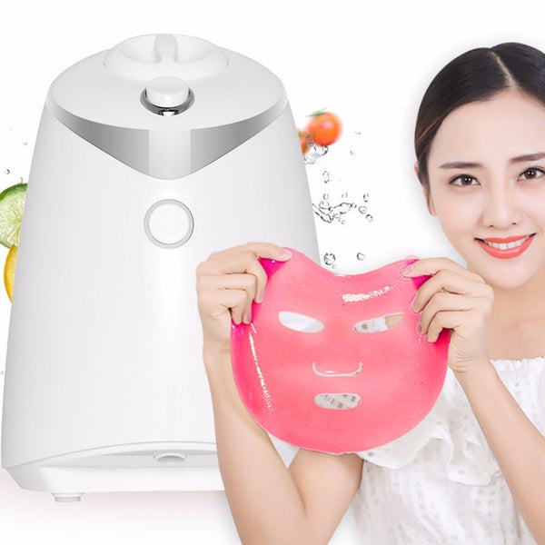 Face Care DIY Homemade Fruit Vegetable Crystal Collagen Powder Beauty Facial Mask Maker Machine Whitening Hydrating