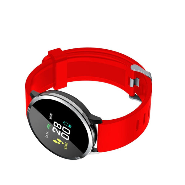 XANES F2 1.3'' IPS Color Screen Waterproof Smart Watch Pedometer Fitness Sports Bracelet