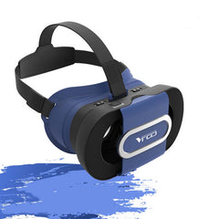 VRGO Folding VR Glasses 3D Virtual Reality Glasses Mini Portable Silicone VR Glasses For 4-6 inches Mobile Phones