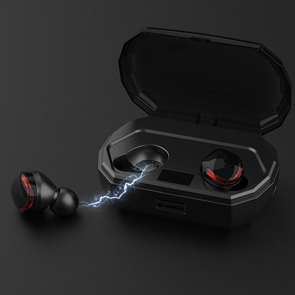 [bluetooth 5.0] Bakeey TWS Wireless Earbuds Smart Touch IPX6 Waterproof Stereo Earphone with 2000mAh Charging Box Power Bank
