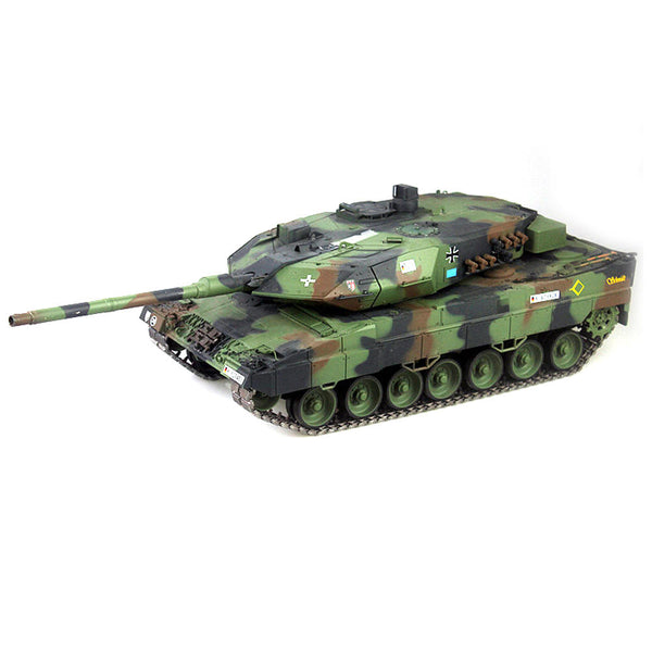 Henglong 3889-1 1/16 2.4G German Leopard A6 RC Tank No.6 Version