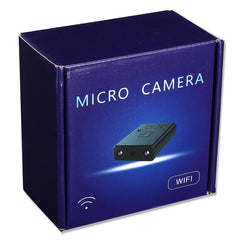 WIFI 1080P HD Night Vision IR-cut Camera Mini Micro Wireless Camera Home Security - EY Shopping