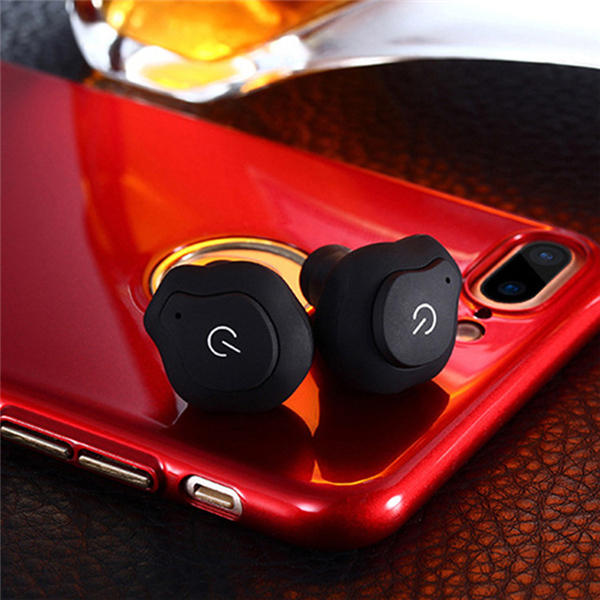 Bakeey TWS Truly Wireless Mini Stealth Multi-point Connection Waterproof bluetooth Earphone