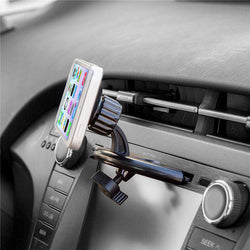 Universal Phone Stand Magnetic Car CD Slot Holder Magnetic Bracket for iPhone Samsung Xiaomi Sony