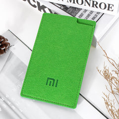 Xiaomi2C 10000mAh Waterproof Protective Felt Cloth Power Bank Case From Xiaomi Eco-System For HUAWEI P30 Mate 20Pro Xiaomi Mi9
