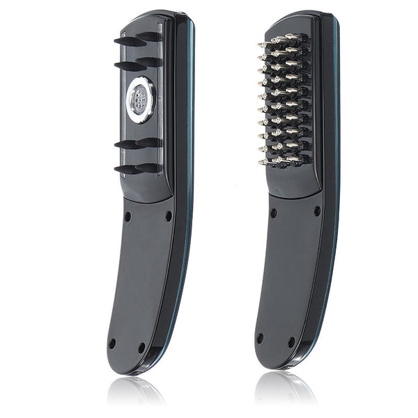 Hair Loss Therapy Hair Growth Regrow Treatment Infrared Laser Comb Massage Brush