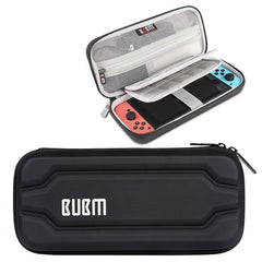 BUBM Switch-E EVA Storage Box Protective Case for SWITCH Console Charger Power Bank Cable Earphone