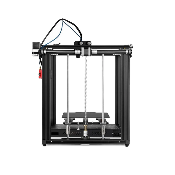 Creality 3D Ender-5 Pro Upgraded 3D Printer Pre-installed Kit 220*220*300mm Print Size with Silent Mainboard/Removable Platform/Dual Y-Axis/Modular Design