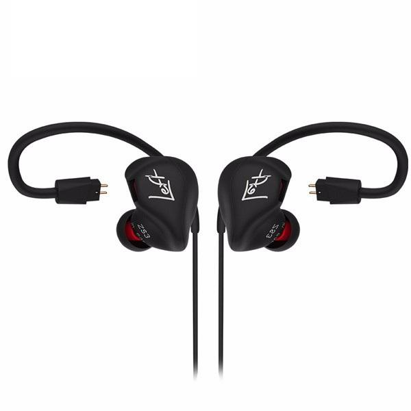 KZ ZS3 Hifi 3.5mm In-ear Earphone Noise Reduction Headset Dual Pin Cable Sports Headphone