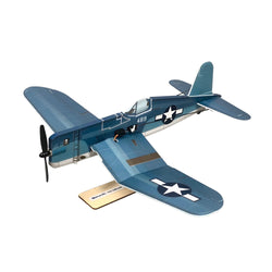 MinimumRC F4U Corsair 360mm Wingspan Micro 4CH RC Airplane Kit+Motor/Kit+Motor+Servos Outdoor Toys For Children Kids Gifts