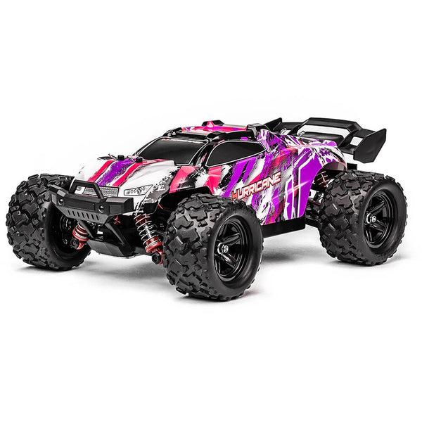 HS 18323 1/18 2.4G 4WD 36km/h RC Car Model Proportional Control Big Foot Off-Road Truck RTR Vehicle