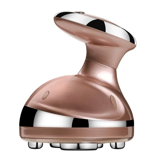 Electric Body Shape Slim Massager Machine RF Radio Frequency Beauty Equipment USB Charging