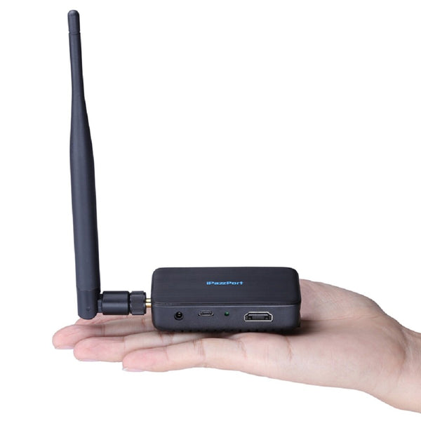iPazzPort NC-812-16HW RK3036 WiFi 1080P HD Display Dongle Wireless Access Point TV Stick Support Android and iOS
