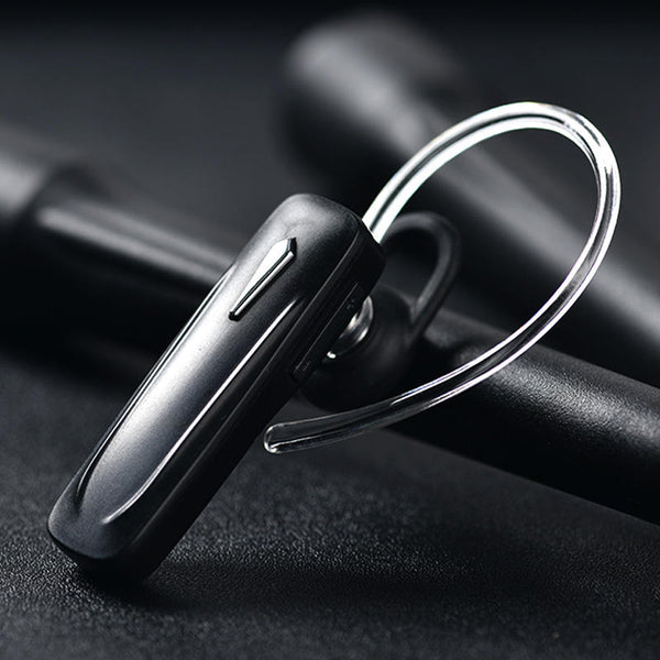 M163 Wireless bluetooth 4.1 Business Earphone Headphone with Mic for Iphone Samsung Xiaomi