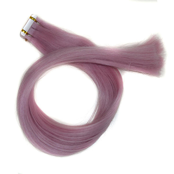 Light Variable Temperature Change Wig Double-Sided Seamless Hair Wig Synthetic Hair Extensions Halloween