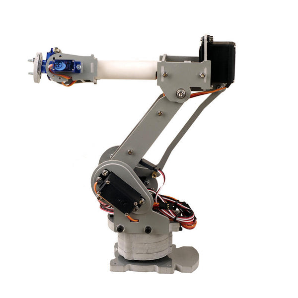 DIY 6DOF Robot Arm 4 Axis Rotating Mechanical Robotic Arm for Arduino